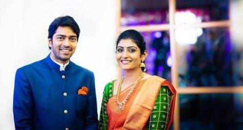 Allari Naresh With Virupa Kantamneni