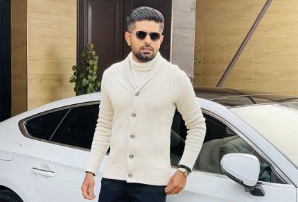 Babar Azam With His Car