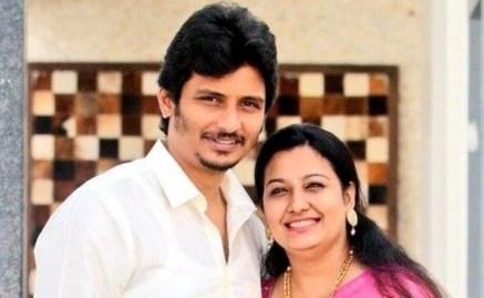 Jiiva With Supriya