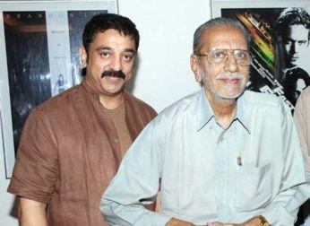 Kamal Haasan With His Brother
