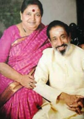 Prabhu His Father And Mother
