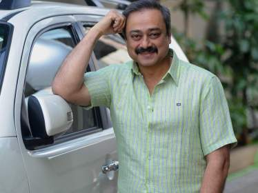 Sachin Khedekar With His Cars