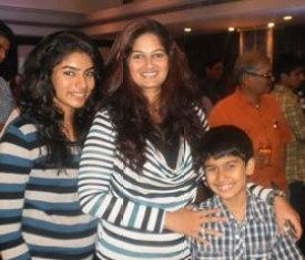 Sanjeev Seth His Ex-Wife
