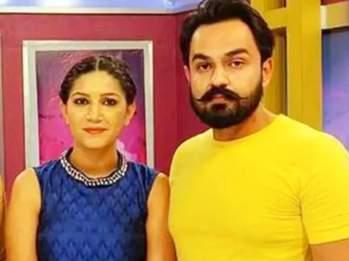 Sapna Choudhary With Veer Sahu
