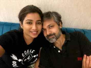 Shreya Ghoshal With Shiladitya Mukhopadhyaya