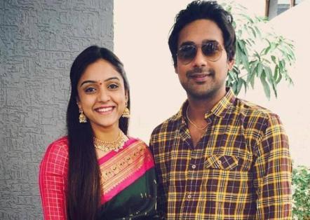Varun Sandesh With Vithika Sheru