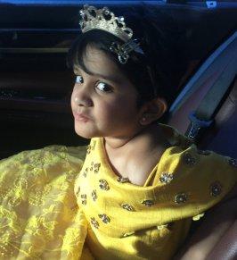 Vijay Antony His Daughter