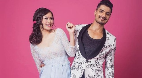 Vin Rana With Nita Sofiani