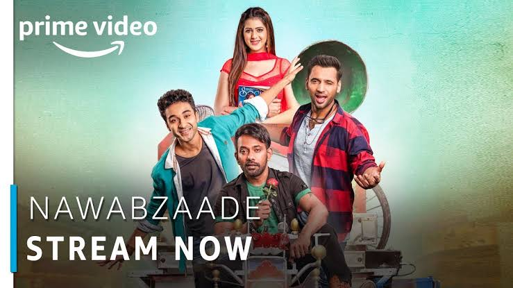 Punit Pathak in nawabzaade