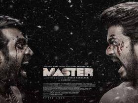 Master Movie Poster