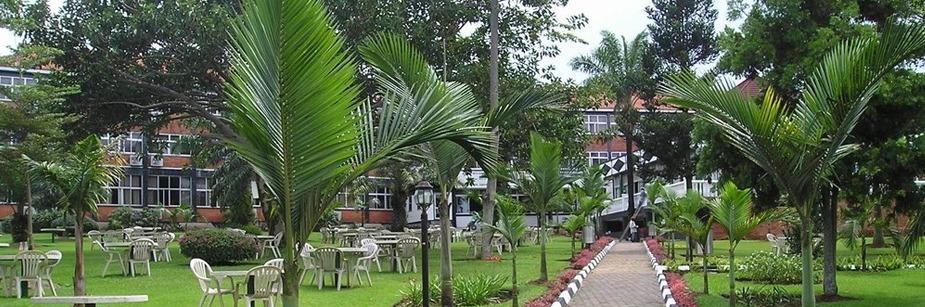 Imperial Botanical Resort Beach Hotel -uganda safari