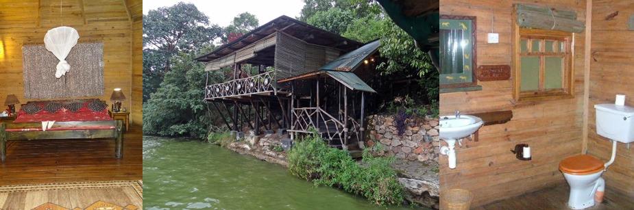 Jacanasafari Lodge- Safari Lodges in queen elizabeth np uganda