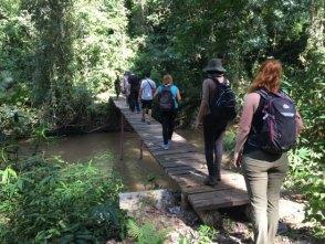 Nature Walks in Queen Elizabeth National Park