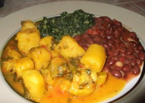 Rwandan food