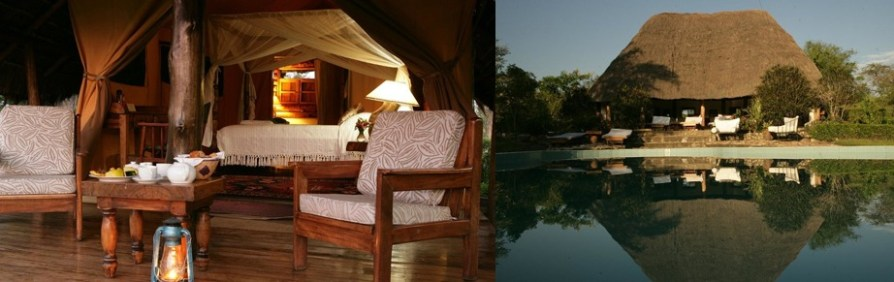 Semliki Safari Lodge- accommodation in uganda