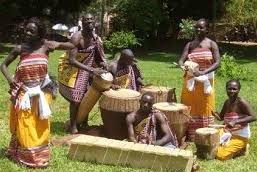 baganda dances