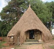 bunyolo- local hut