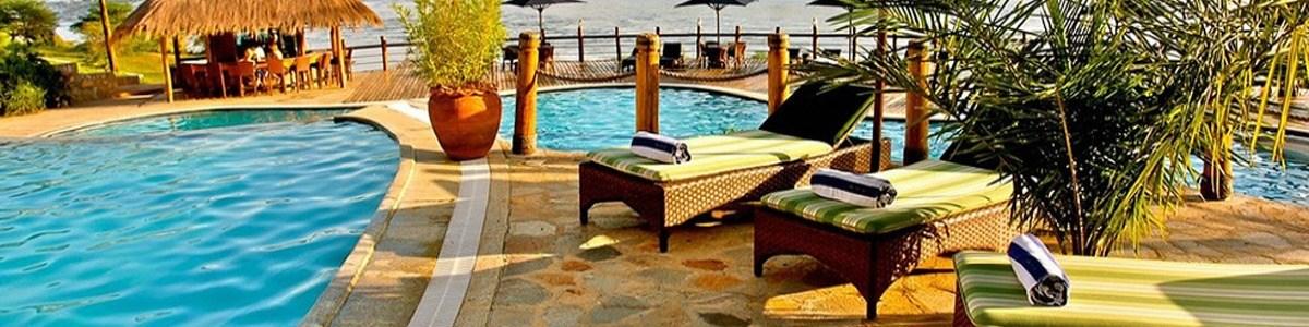 lodges in uganda