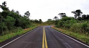 road in uganda