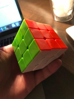 Rubiks Solved