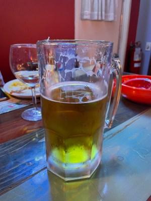 Tacos Mexicanos Beer
