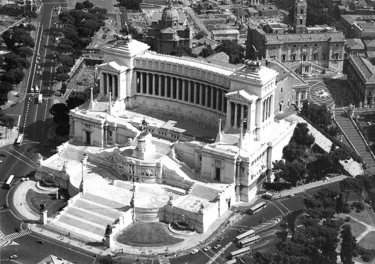 punkty widokowe Rzymu