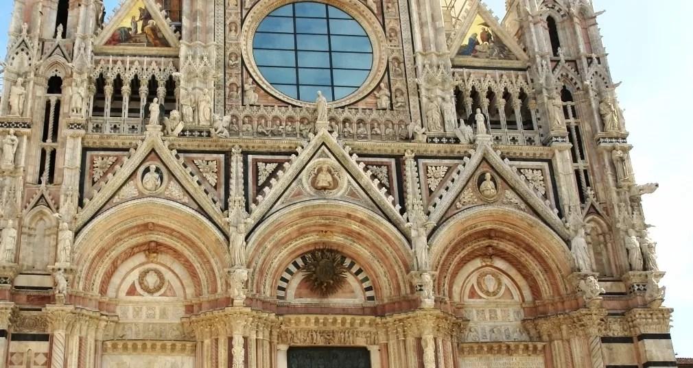 Siena, katedra w Sienie