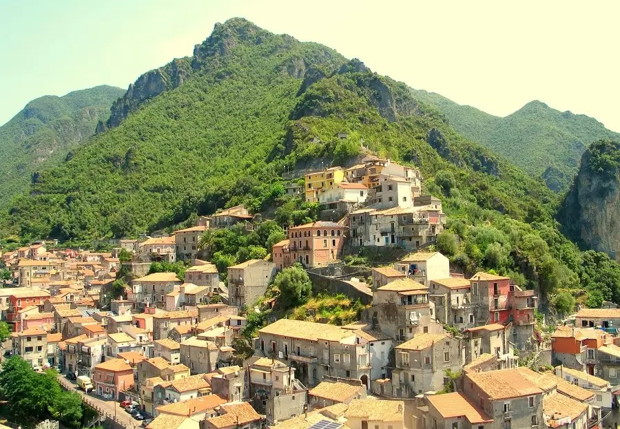Kalabria, Orsomarso