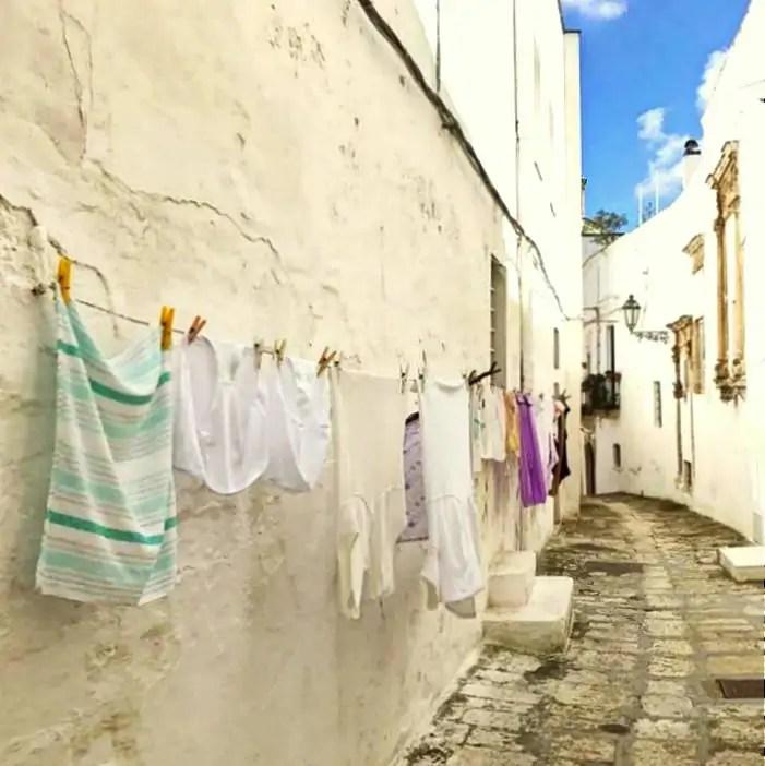 fenomen prania we Włoszech