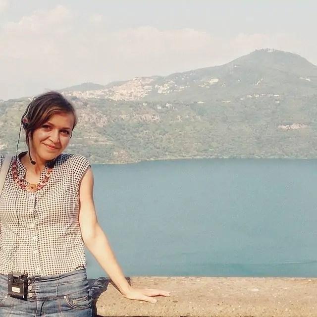 Jezioro Albano, Castel Gandolfo, blog o Rzymie