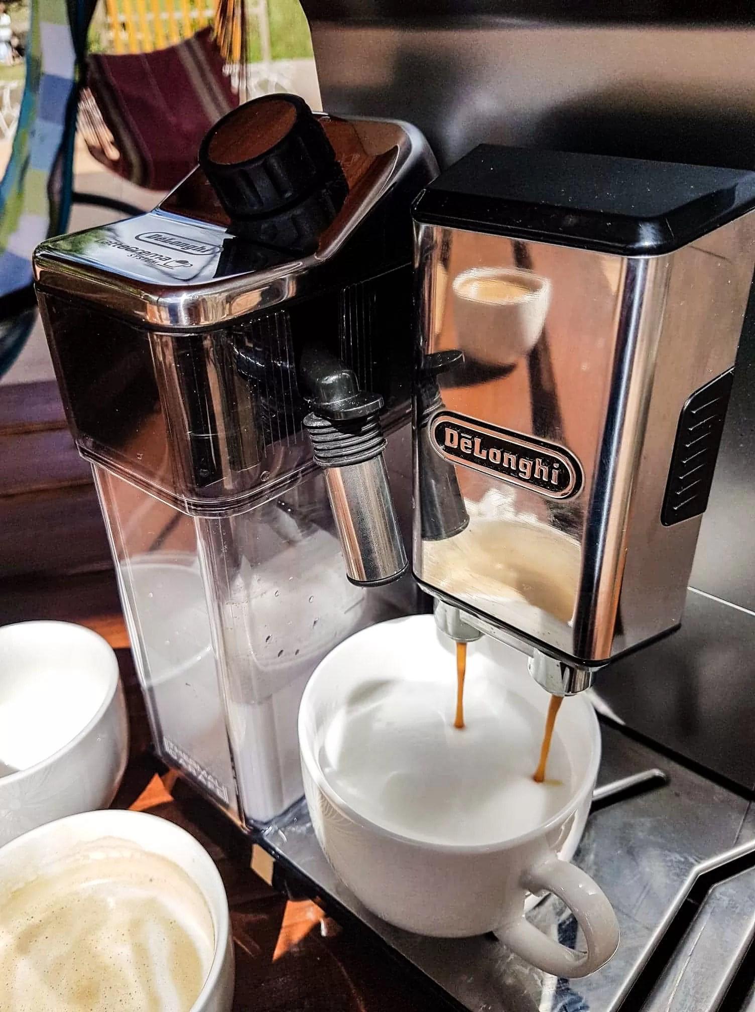 włoski ekspres do kawy, dobry ekspres ciśnieniowy