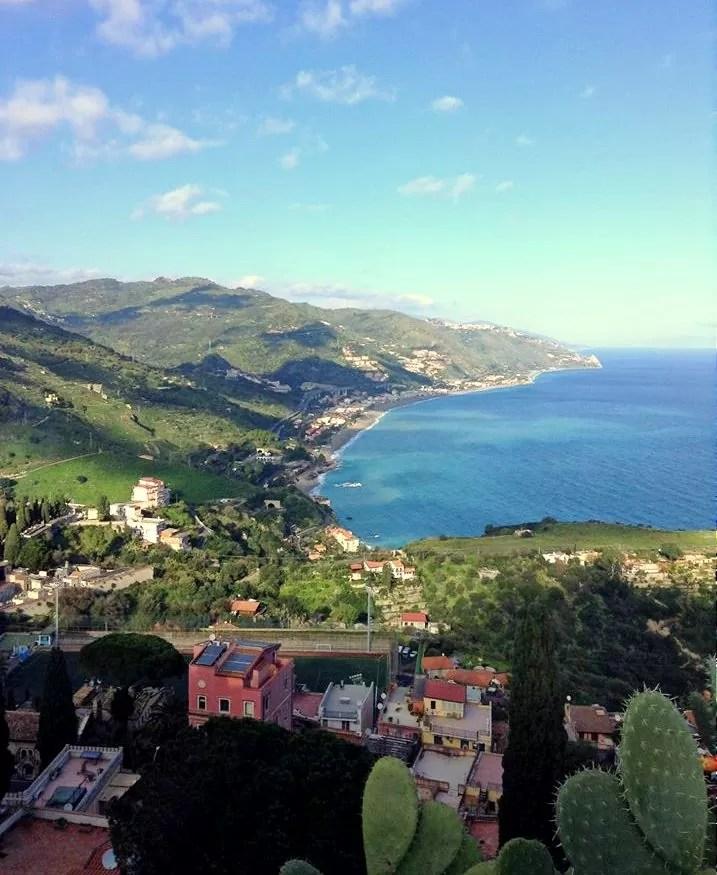 Castelmola, co warto zobaczyć w Castelmola, noclegi w Castelmola, Co warto zobaczyć w Katanii, noclegi w Taorminie, Taormina