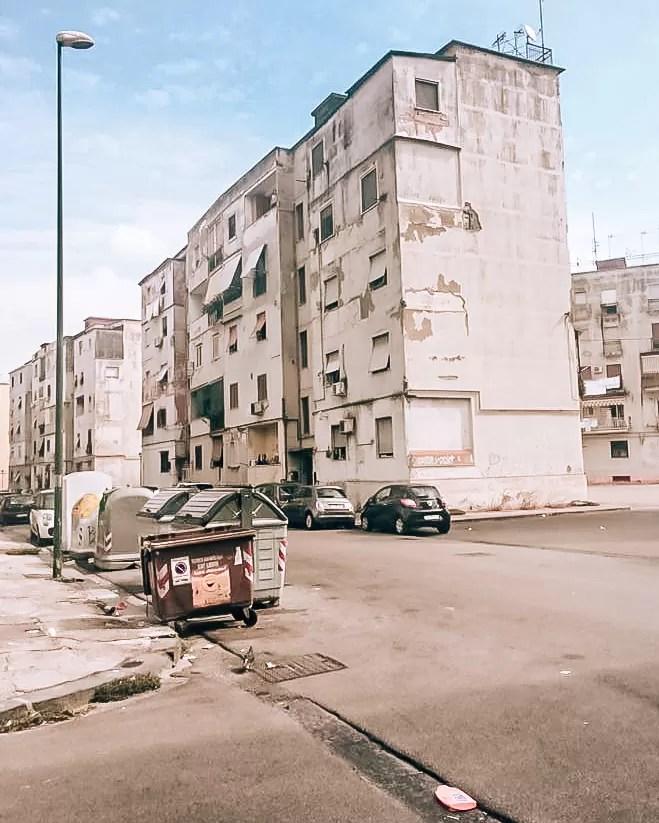 Rione Luzzati w Neapolu, Rione Luzzatti