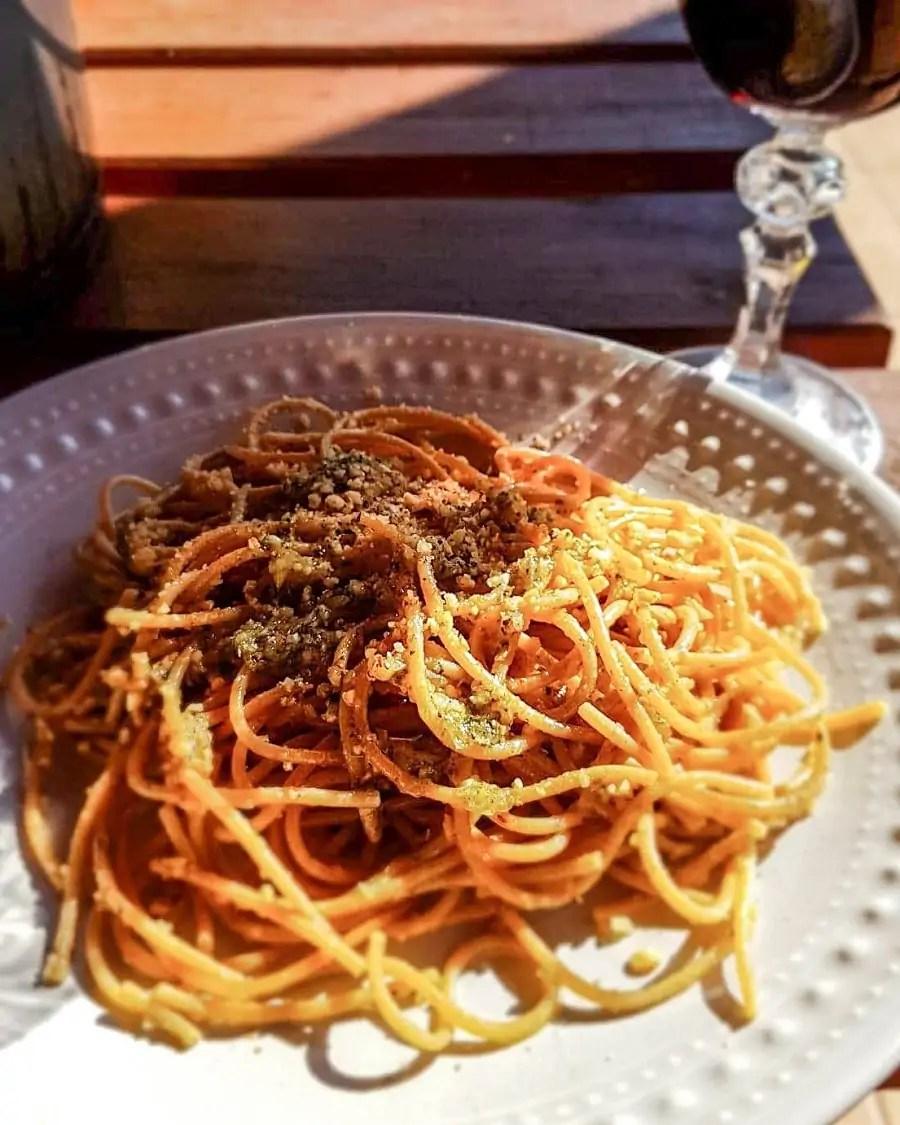 przepis na spaghetti