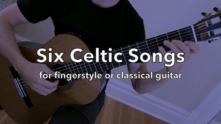 Easy Celtic Guitar