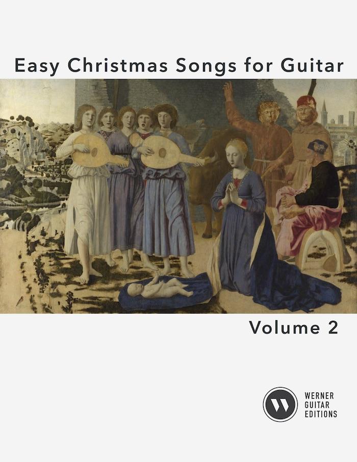 Easy Christmas Songs for Guitar 2
