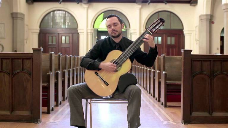 Cello Suite No.3 BWV 1009 by Bach for Guitar