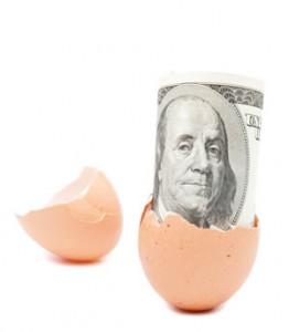 money-egg