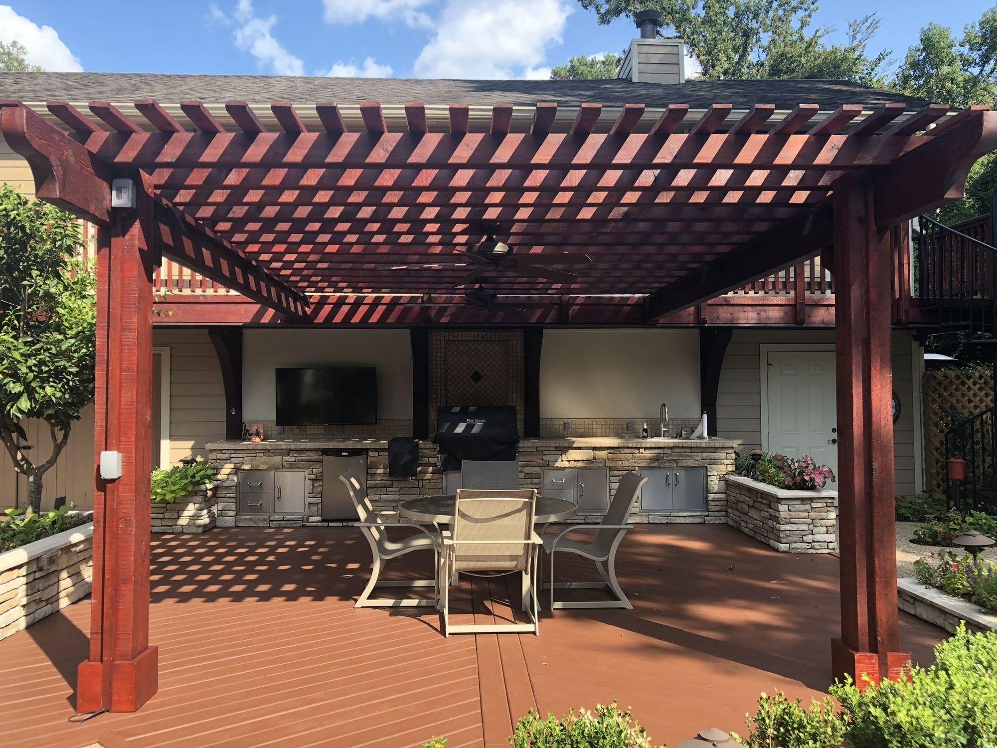Pergolas & Gazebos - Primo Outdoor Living on Primo Outdoor Living  id=80731
