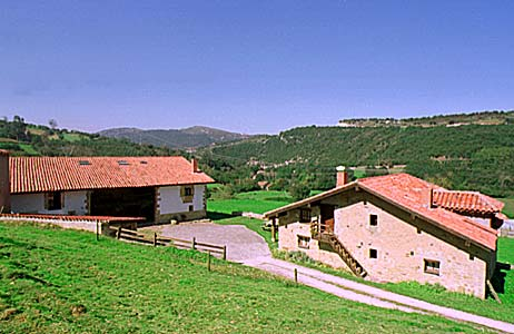 Casa rural para 4 personas en Camijanes, Cantabria