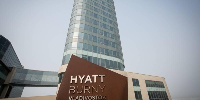 Во Владивостоке сорвалась продажа скандального недстроя — гостиницы Hyatt