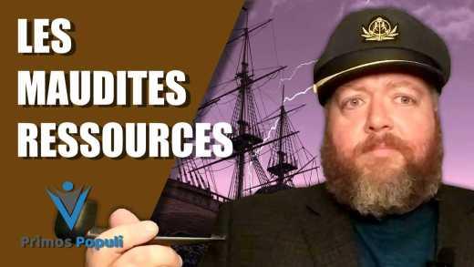 Les maudites ressources
