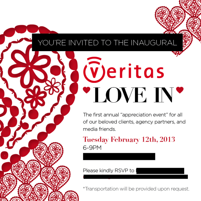 Veritas Communication Love In