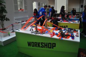 Hot Wheels Play Tables - 2