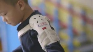 Liam, Holland Bloorview Kids Rehabilitation Hospital Foundation