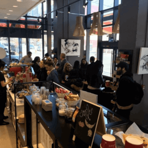 Good Earth Coffehouse,Grand Opening Event