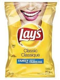 Lay's Smiles