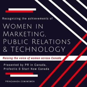 Women in Communications, Marketing & Technology Awards