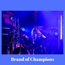 Brand of Champions