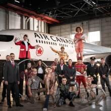 Air Canada-Air Canada and Cirque du Soleil announce internationa